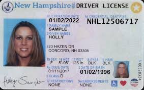 For Dmv New Hampshire Unveils Numbering System Driver's Licenses