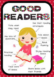 What Good Readers Do Chart Good Readers Poster Afa48460c4b005ea8daab887d3da92b9 Reading