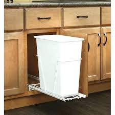 trash can inside cabinet kitchen garbage containers trash can trash can inside cabinet kitchen garbage containers
