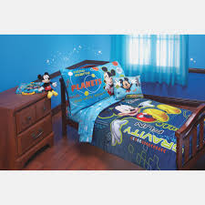 disney mickey mouse adventure day 50 piece toddler bedding set