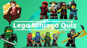 Lego Ninjago Quiz | Teil 1 - Leicht | Lego Ninjago Deutsch - YouTube