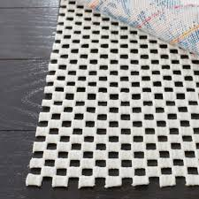 this review is from grid white 2 ft x 12 ft non slip rug pad