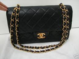 Fashion Staple #1 & The black quilted Chanel Adamdwight.com