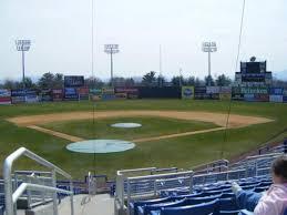 Haley Toyota Field At Salem Memorial Ballpark Salem Va 24153