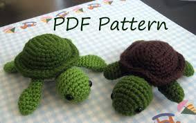 Free Crochet Turtle Pattern Gorgeous Free Crochet Stuffed Turtle Pattern Dancox For