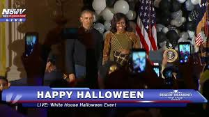 Image result for white house halloween