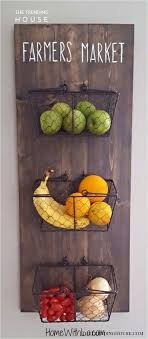 14 fruit and vegetable storage ideas to