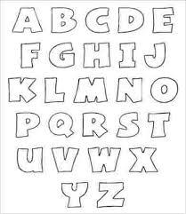 Printable Abc Coloring Pages Pdf Alphabet Chartpdf Classroom
