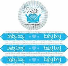 Welcome Home Baby Boy Banner New Baby Boy Welcome Home To Your Kingdom Balloon