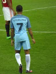 Image result for raheem Sterling