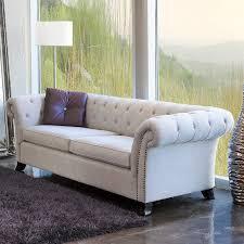 fabric chesterfield sofa. Perfect Fabric Duchesse Woven Fabric Chesterfield Sofa For R