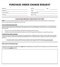 Cv Order Sample Purchase Order Template Word