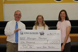 iowa jump tart coalition money smart week essay contest chair matt brown 2016 money smart essay contest winner morgan