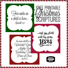Large print bible king james version old testament; Free Christmas Scripture Verse Printable For Gift Tags Indoor Outdoor Space
