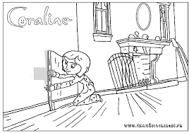 Small Picture coraline coloring pages 822001 Coloring Pages for Free 2015