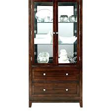 wall curio cabinets replacement glass shelves for low office china cabinet antique