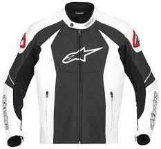 alpinestars gp r leather jacket