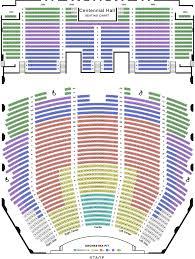 Conclusive Tucson Music Hall Seating Chart Tucson Music Hall