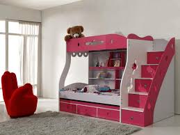 bunk bed with stairs for girls. Bunk Bed Staircase And Beds For Kids With Stairs Girls T