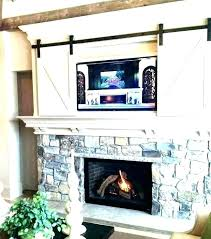 shelf above fireplace how stone mantel designs white cast shelves over bookshelf ideas crossword