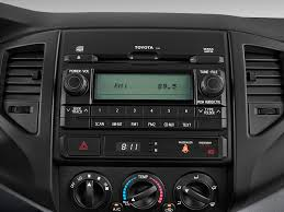 2012 Toyota Tacoma Radio Interior Photo | Automotive.com
