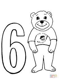 Small Picture Number 5 coloring page Free Printable Coloring Pages