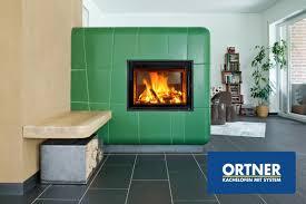 Ortner Raumteiler Modern Grüne Kacheln Hafnermeister Sulzer