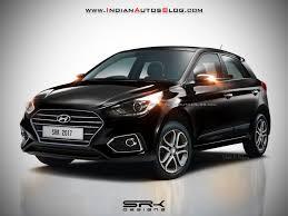 2018 hyundai updates. simple hyundai 2018 hyundai i20 facelift rendered in black colour intended hyundai updates indian autos blog
