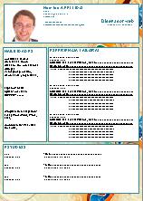 formato curriculo word plantillas de curriculum vitae en word para descargar gratis y en