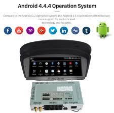 BMW 3 Series upgrade bmw navigation software : 8.8 Inch Android 4.4 HD Touchscreen In Dash Radio Head Unit For ...