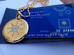 quantum science scalar energy pendant