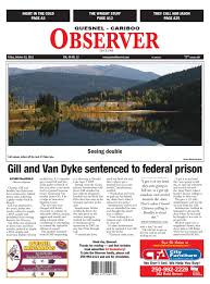 Quesnel Cariboo Observer October 12 2012 By Black Press Issuu