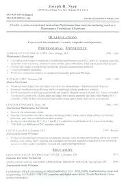 Electrician Resume Example Interesting Journeyman Electrician Resume Thesocialsubmit