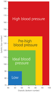 Blood Pressure Measurement Chart What Do My Blood Pressure Readings Mean Viva Health