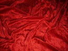 crushed red velvet texture. Red Crushed Velvet Velour Stretch/stretchy Material Dress Fabric - Per Metre Prestige Fashion UK Ltd: Amazon.co.uk: Kitchen \u0026 Home Texture A