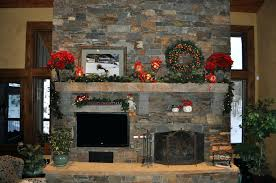 Christmas Mantel Decorating Ideas For Brick Fireplace Mantels Walls  Halloween Ating. Decorating Ideas Fireplace Mantels Walls Corner Christmas  Mantel For ...