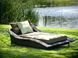 comfortable outdoor chairs hanging white wicker lounge chair resin patio chaise is best with most cushions worlds most comfortable chair
