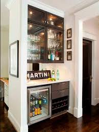 small home bar design