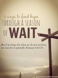 Quotes About Waiting On God Adorable When The Lesson Is Wait Promises Of Our LORD GOD Pinterest