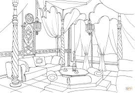 dining room printable art. Click The East Style Living Room Coloring Pages To View Printable Version Or Color It Online (compatible With IPad And Android Tablets). Dining Art