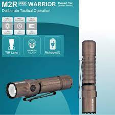 Đèn Pin Olight M2R Pro Warrior Desert Tan