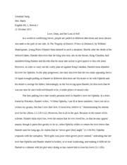 hamlet essay quotes and outline personification ldquo no up sword and 4 pages hamlet essay