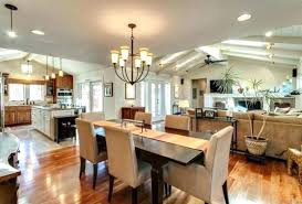 Kitchen And Dining Room Cool Inspiration Design