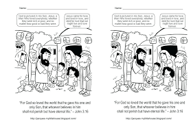Full John 3 Coloring Page Unknown Resolutions 16 Kjv Luxury Free