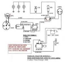 ford jubilee tractor wiring diagram images ford jubilee tractor wiring diagram manual wiring image