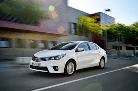 new car launches europe 20142014 Toyota Corolla Indiabound engine options revealed