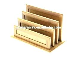 wood mail sorter wall mounted letter rack letter rack wall wooden mail sorter with key rings wood mail sorter