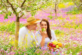 Resultado de imagen para felicidad en la primavera