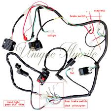 chinese 4 wheeler wiring diagram chinese image 110cc electric start wiring diagram 110cc auto wiring diagram on chinese 4 wheeler wiring diagram