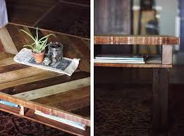 coffee table pallet pallet coffee table diy pallet coffee table tutorial